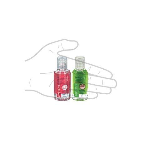 Duo Pack Preven's Gel Hydroalcoolique Grenade + Pomme 2x25ml