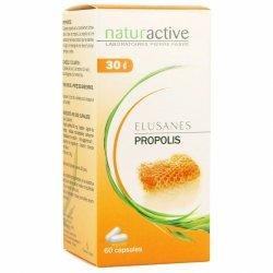 Elusanes Propolis 60 gélules