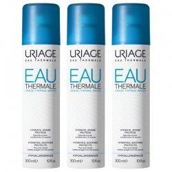 Uriage Trio Pack Eau thermale brumisateur 300ml