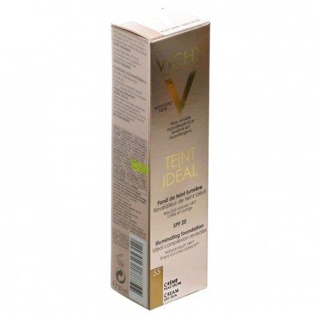 Vichy Teint ideal fond de teint crème bronze 55 30ml