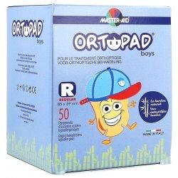 Ortopad Regular For Boys Compresse Ocul. 50 73324