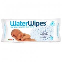Water Wipes Lingettes Bébé 60 Pièces