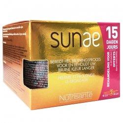 Nutrisanté Sunae/Dermasolaire 120 capsules + 30 capsules Promo