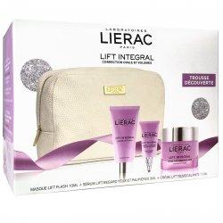 Lierac Lift Integral Trousse Découverte: Masque 10ml + Sérum Yeux et Paupières 3ml + Crème 15ml