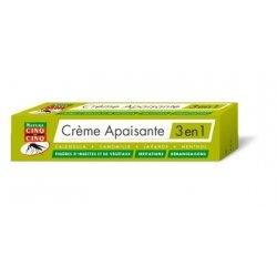 Cinq Sur Cinq Crème Apaisante 3en1 40g