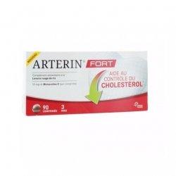 Arterin Fort Cholestérol 90 Comprimés