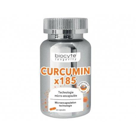 Biocyte Curcumin x185 30 capsules
