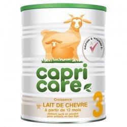 Capricare Lait de Chèvre 3e Age dès 12 mois 400 g