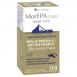 Minami Morepa Smart Fats Gold Softgels 30