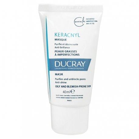 Ducray Keracnyl Masque 40ml Nf