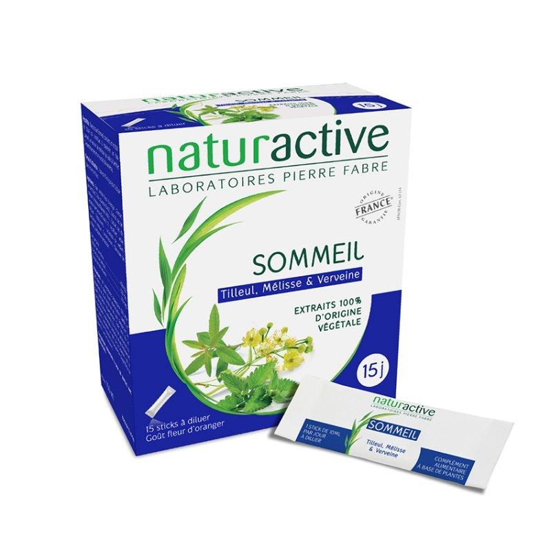 Naturactive Sommeil Gout Fleur D Oranger 15 Sticks