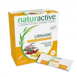 Naturactive Urinaire Goût Grenade 15 sticks