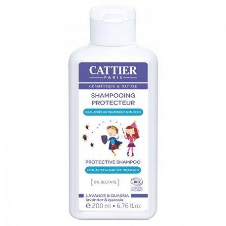 Cattier Shampooing Protecteur Dès 3 ans 200 ml