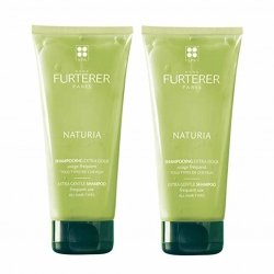 Furterer Naturia Duo Pack Shampooing Extra Doux 2x250ml