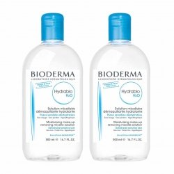 Bioderma Hydrabio H2O Duo Pack Solution Micellaire 2x500ml