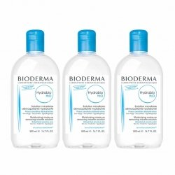 Bioderma Hydrabio H2O Trio Pack Solution Micellaire 3x500ml