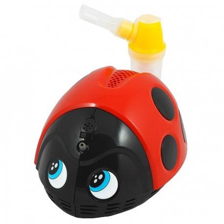 Lella Coccinelle Aérosol Enfant + accessoires & douche nasale