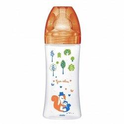 Dodie Biberon Sensation+ Orange Foret +6m 330ml