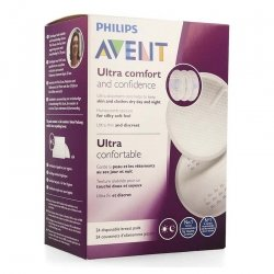 Philips Avent Ultra Confortable 24 Coussinets