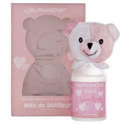 Alphanova Eau De Senteur Bebe Louna Rose 100ml