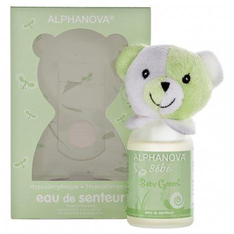 Alphanova Eau De Senteur Bebe Baby Green 100ml