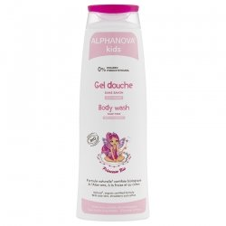 Alphanova Kids Gel Douche Princesse Bio 250ml