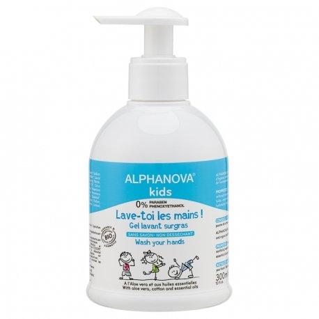 Alphanova Kids Lave Toi Les Mains Bio 300ml