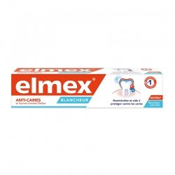 Elmex Dentifrice Anti Caries Whitening 75ml