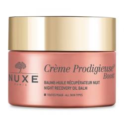 Nuxe Baume Huile Récupérateur Nuit Crème Prodigieuse Boost 50ml