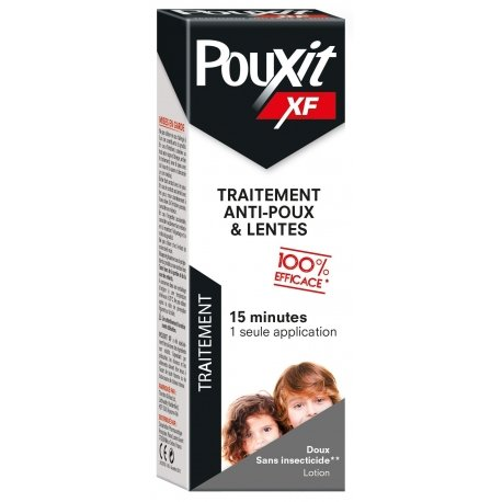 Pouxit XF Lotion Traitement Anti-poux&lente 100ml