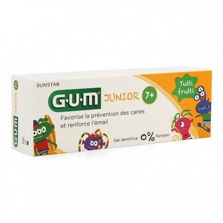 Gum junior dentifrice 75ml