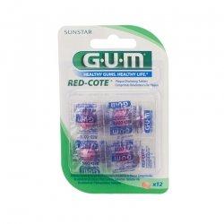 Gum red-cote révelateur de plaque - 12 capsules 824