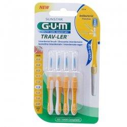 Gum proxabrush trav-ler blt4x1.3mm 1514