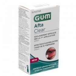 Gum aftamed spray 15ml