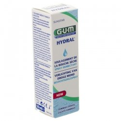 Gum Hydral Spray Buccal Humectant 50ml 6010