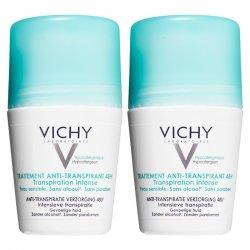 Vichy Déodorant Traitement Anti-Transpirant Intense 48h Duo 2x50ml