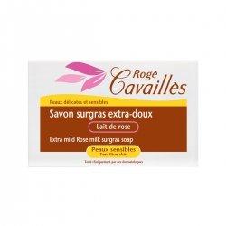 Rogé Cavaillès Savon Surgras Extra-Doux Lait de Rose 250g