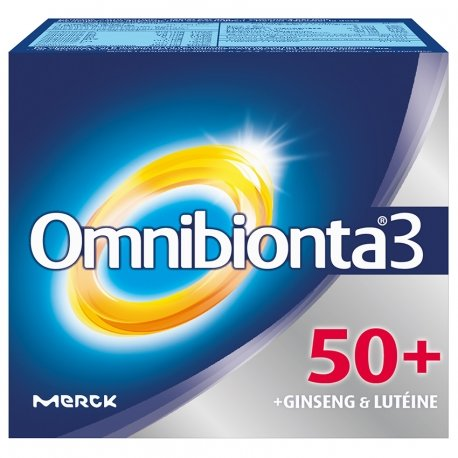 Omnibionta 3 50+ 30 tablette