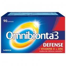 Omnibionta-3 Défense 90 comprimés