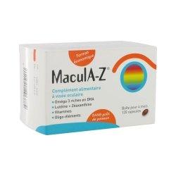 MaculA-Z Complément Alimentaire Visée Oculaire 120 capsules