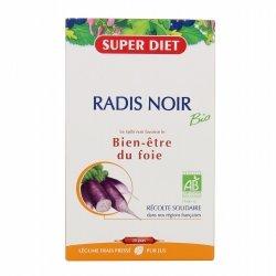Super Diet Bio Radis Noir 20 ampoules