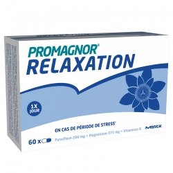 Promagnor relaxation 60 caps