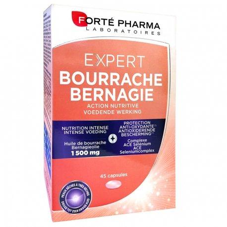 Forte Pharma Expert Peau Bourrache 45 capsules
