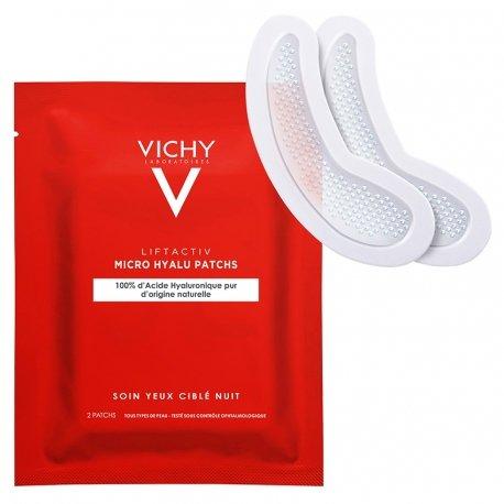Vichy Liftactiv Specialist Micro Hyalu Patchs à l'Acide Hyaluronique