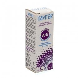 Navitae Solution Ophtalmique Antioxydante et Lubrifiante 15ml