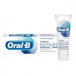 Oral B Répare Gencives & Email Blancheur 75ml