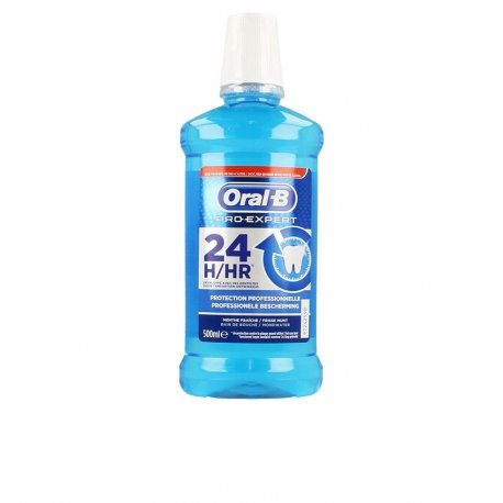 Oral-b Pro-expert multiprotection eau buccal 500ml
