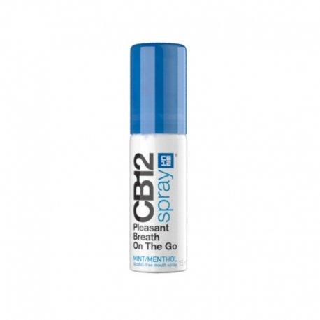 CB12 Spray Pleasant Breath On The Go Menthe spray haleine fraîche 15ml