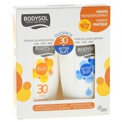 Bodysol Sun Summerkit Adults 2x50ml