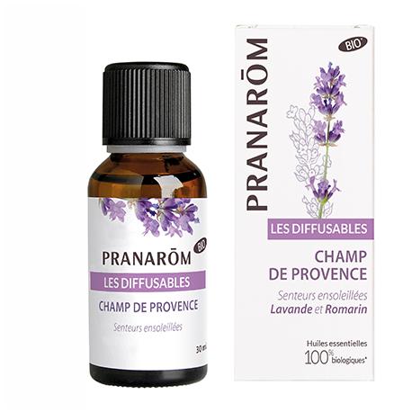 Pranarom Les Diffusables Champ de Provence Lavande et Romarin 30ml